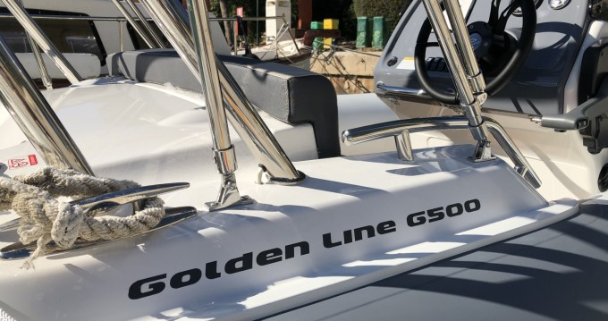 Grand Boats Golden Line G500 entre particulares y profesional Calviá