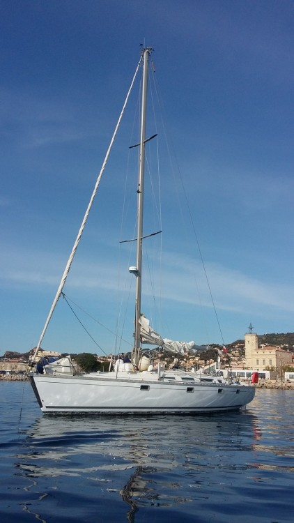 Boat rental Marseille cheap Sun Magic 44