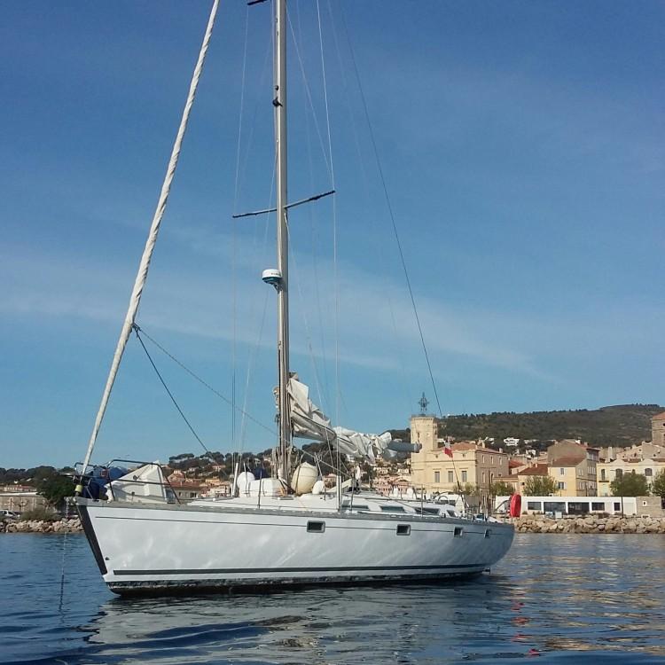 Barca a vela a noleggio Marseille al miglior prezzo