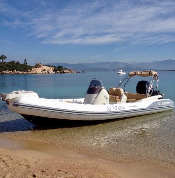 Location yacht à Pietrosella - Kardis Thunderbird 780 sur SamBoat