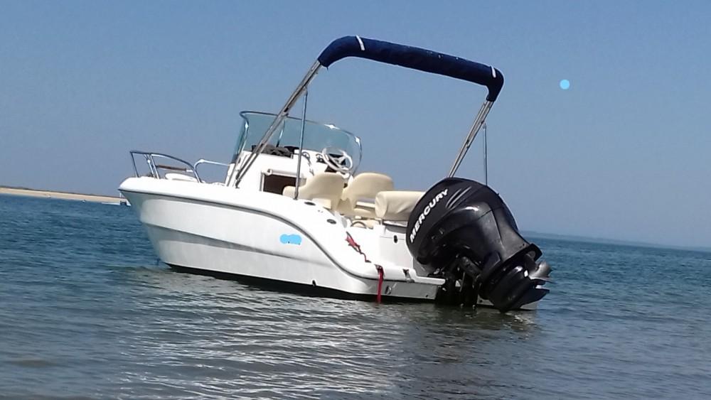 location bateau  u00e0 moteur sessa marine key largo 20 sessa marine 6 50 - 150 cv