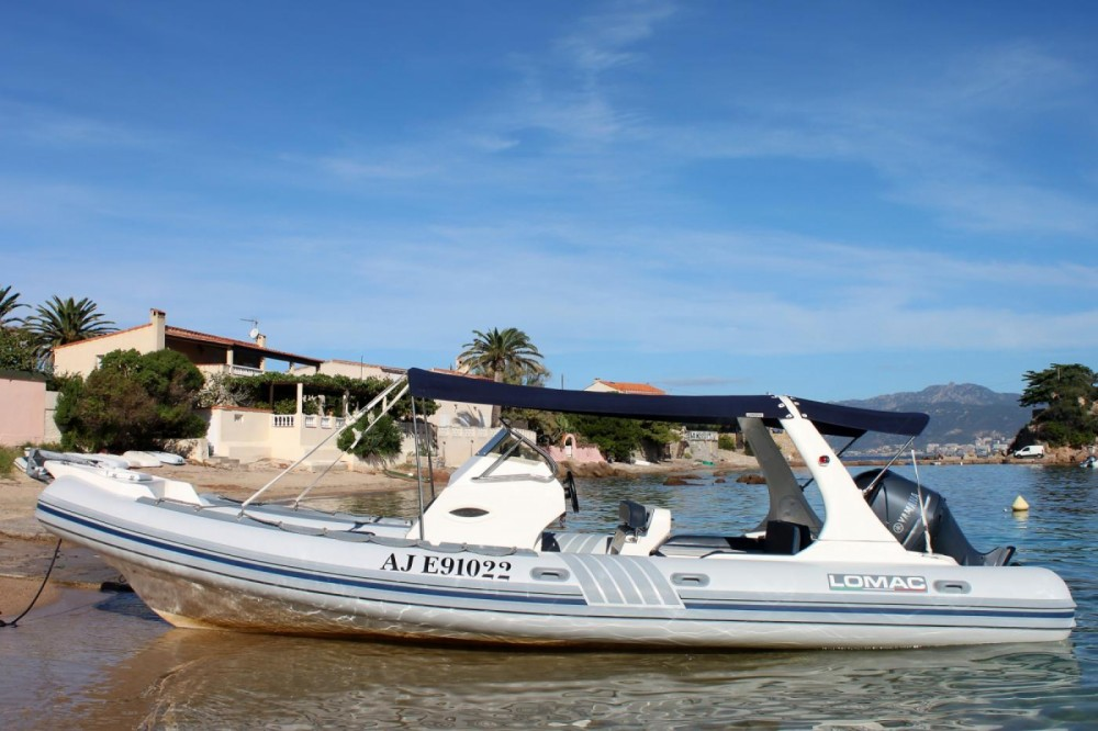 Location bateau Pietrosella pas cher Lomac 790 IN