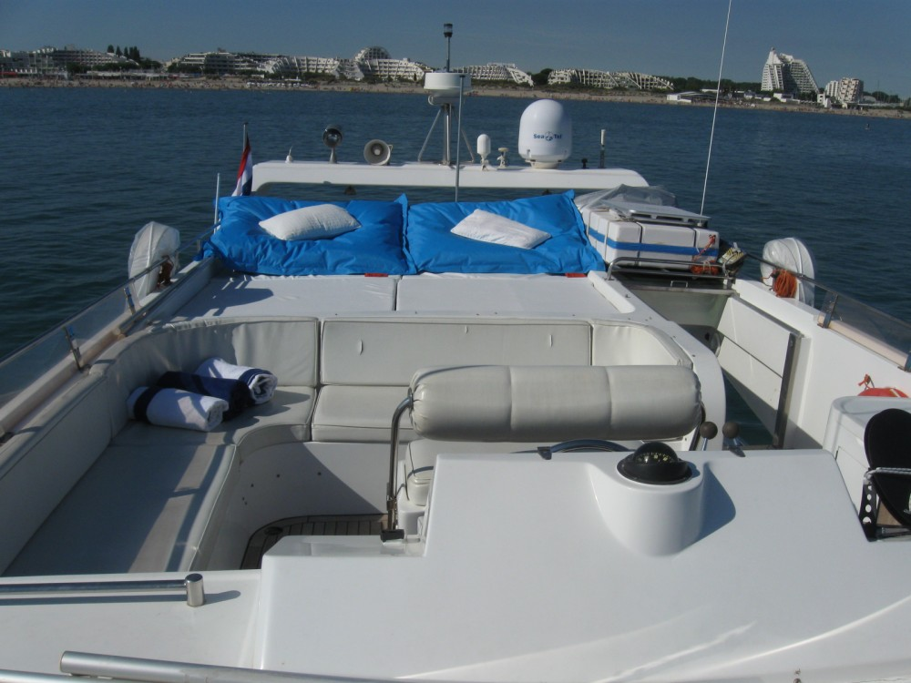 Rental Yacht in Bonifacio - Johnson 65