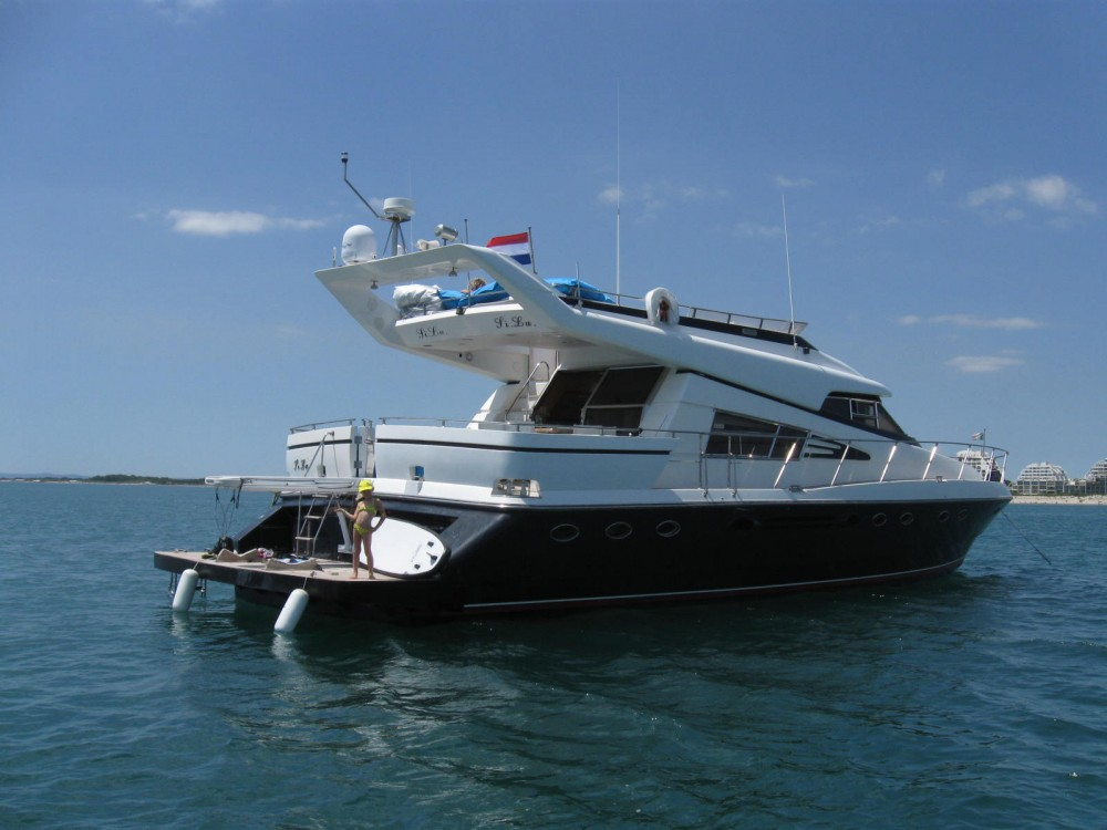 Hire Yacht with or without skipper Johnson Bonifacio