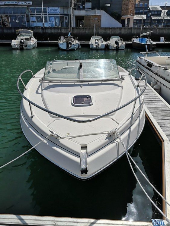Boat rental Deauville cheap Azura 600