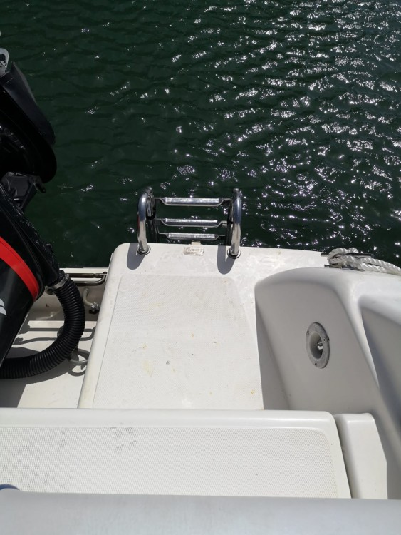 Hire Motor boat with or without skipper Kelt Deauville