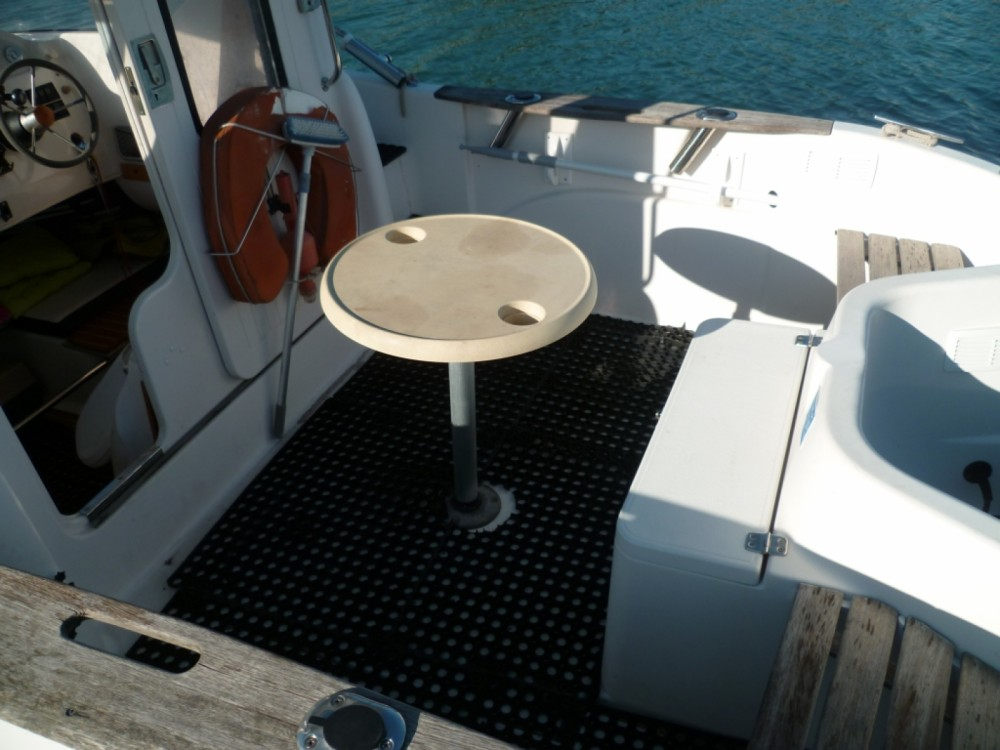 Hire Motor boat with or without skipper Quicksilver Marseillan