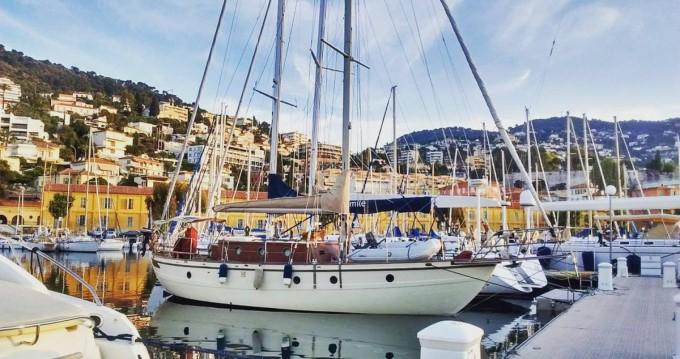 Noleggio barche SINO AMERICAN YACHTS LANDFALL 39 Nizza su Samboat
