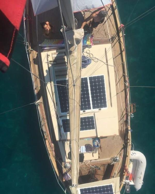 Boat rental Nice cheap LANDFALL 39