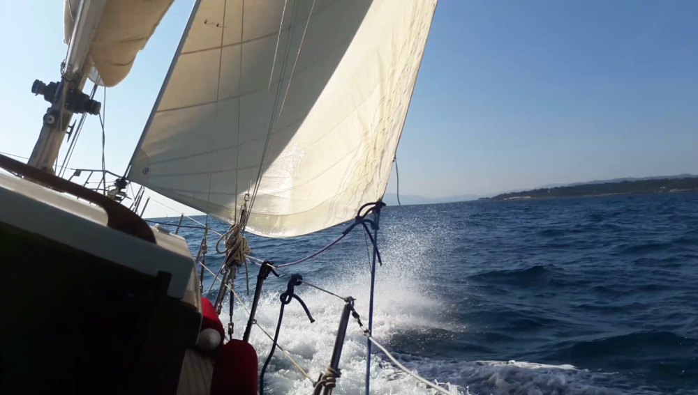Hire Sailboat with or without skipper SINO AMERICAN YACHTS Nice
