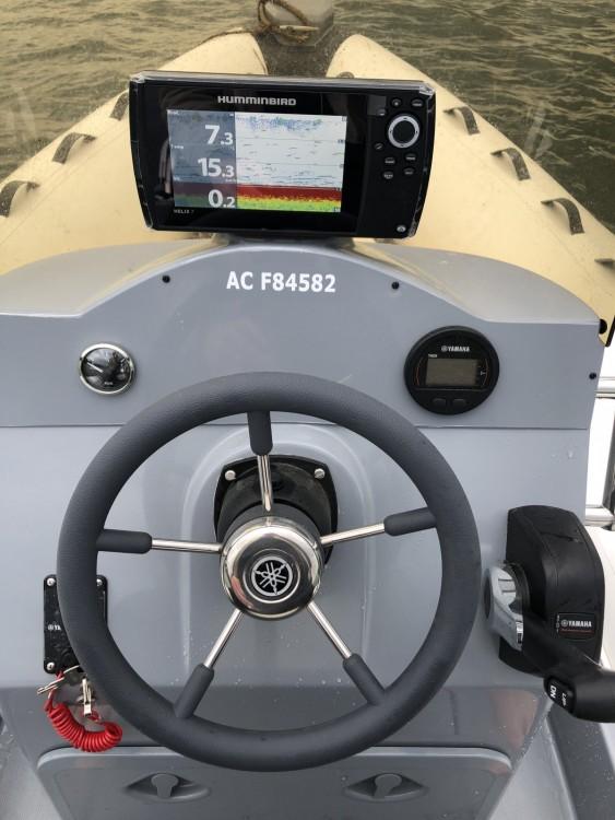 Location Semi-rigide à Lège-Cap-Ferret - 3D Tender Lux 635