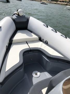 Location yacht à Le Canon - 3D Tender 3D TENDER LUX 655 sur SamBoat