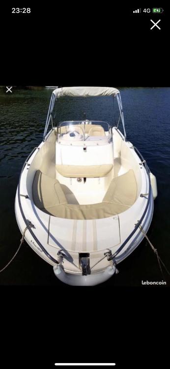 Location yacht à La Ciotat - Jeanneau Cap Camarat 635 Open sur SamBoat