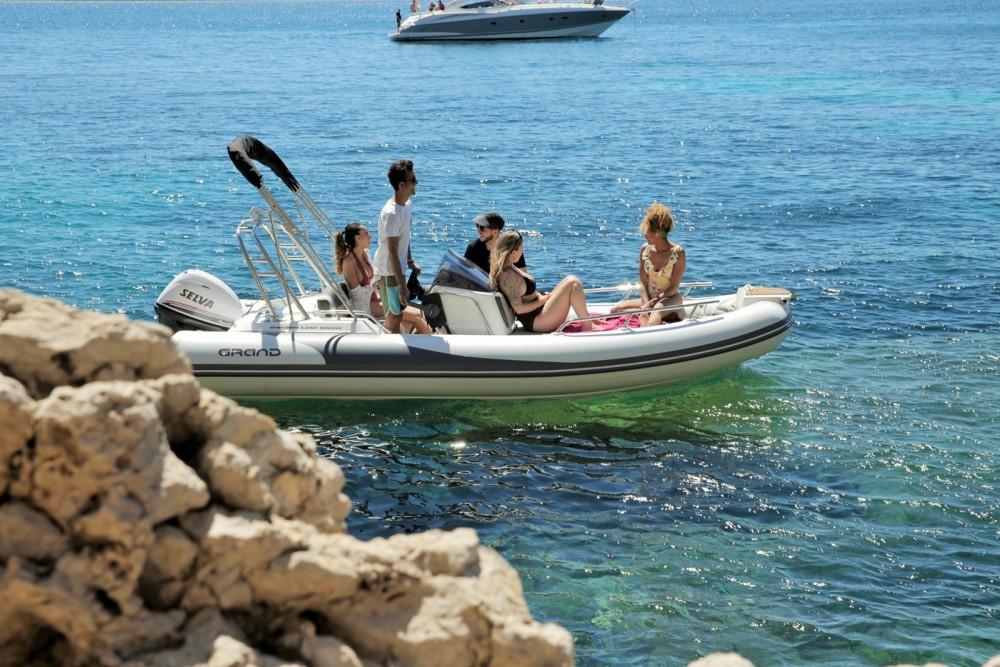 Rental yacht Calvià - Grand Boats Golden Line G500 on SamBoat
