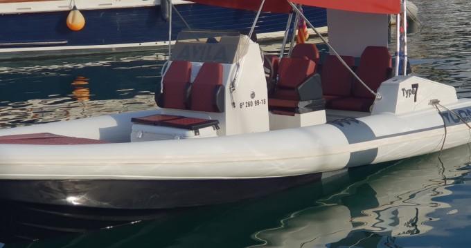 Yacht-Charter in Cala Nova - AVILA TUONO TYPE 7 auf SamBoat