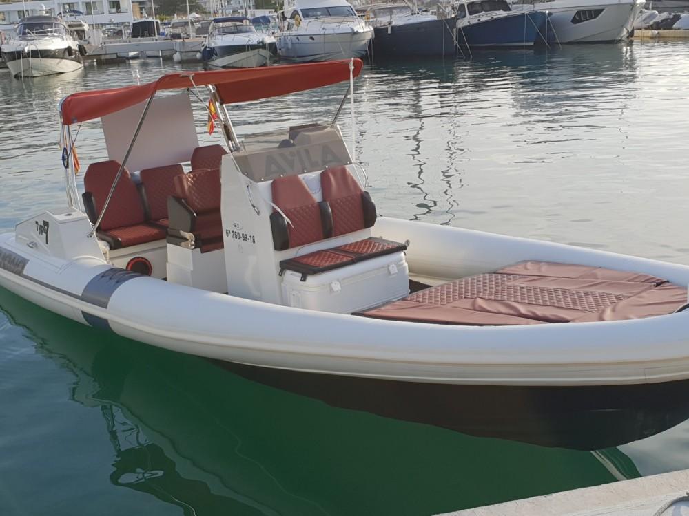 Schlauchboot mieten in Palma - AVILA TUONO TYPE 7