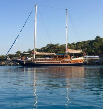 Location bateau Custom Made Custom made à Bodrum sur Samboat