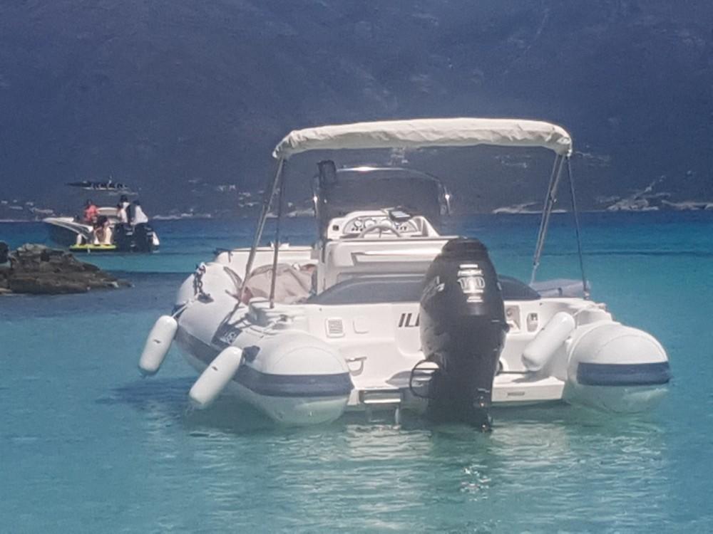 Bootverhuur Lomac Beluga 21 in Saint-Florent via SamBoat