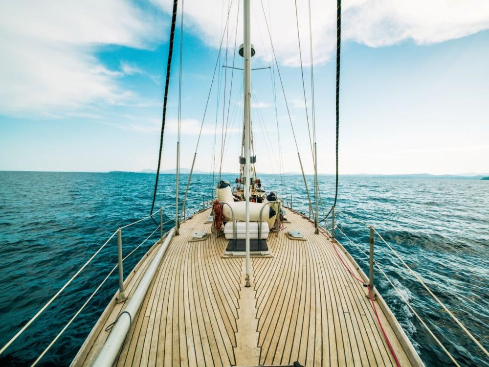 Vermietung Segelboot Galian mit Führerschein