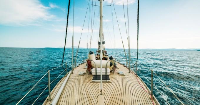 Location bateau Corfou pas cher Beaufort 16