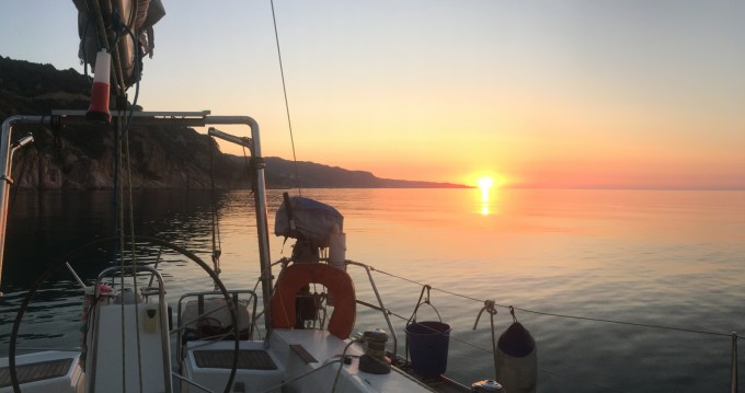 Location bateau Hanse Hanse 400 E à Pollença sur Samboat