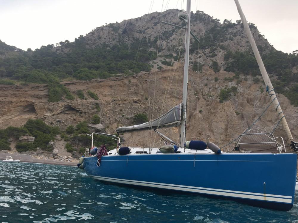 Rental yacht Felanitx - Hanse Hanse 400 E on SamBoat