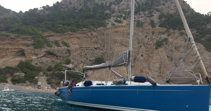 Rental Sailboat in Barcelona - Hanse Hanse 400 E