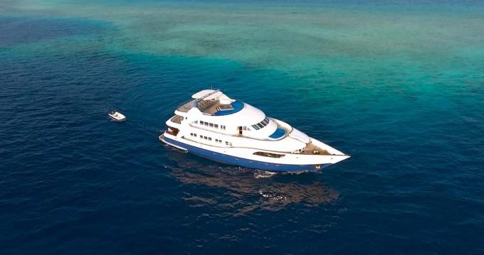 Yacht à louer à Maale au meilleur prix
