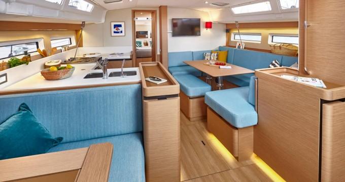 Jeanneau Sun Odyssey 490 entre particuliers et professionnel à Volos