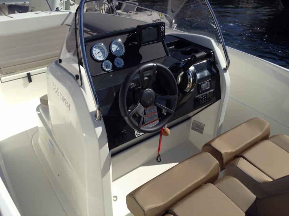 Location yacht à Toulon - Quicksilver Activ 555 Open Edition Smart sur SamBoat