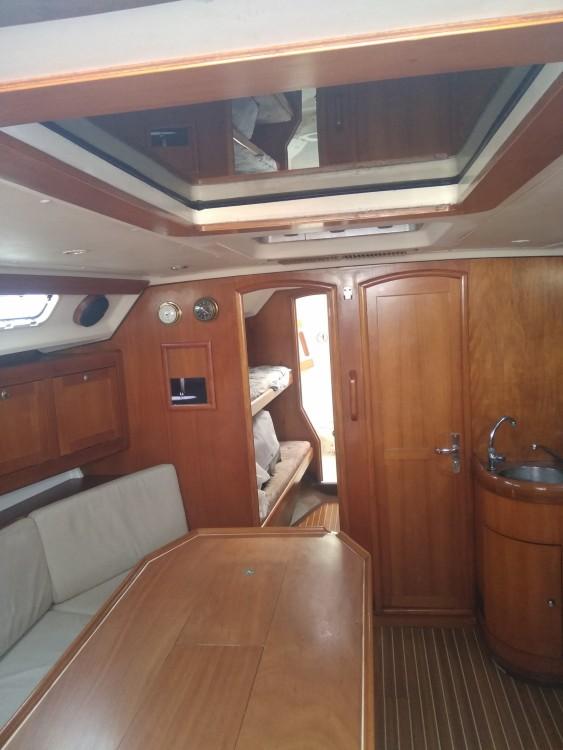 Noleggio Barca a vela con o senza skipper Elan Rodi