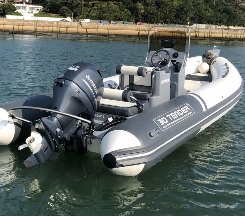 Location bateau Lège-Cap-Ferret pas cher Lux 635