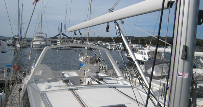 Sailboat for rent Pianotolli-Caldarello at the best price