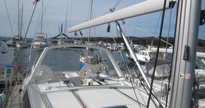 Rental Sailboat in Pianotolli-Caldarello - Bénéteau Oceanis 45