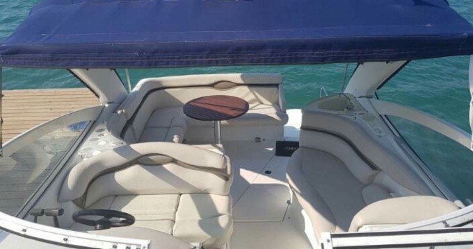 Boat rental Corfu cheap Doral 33S