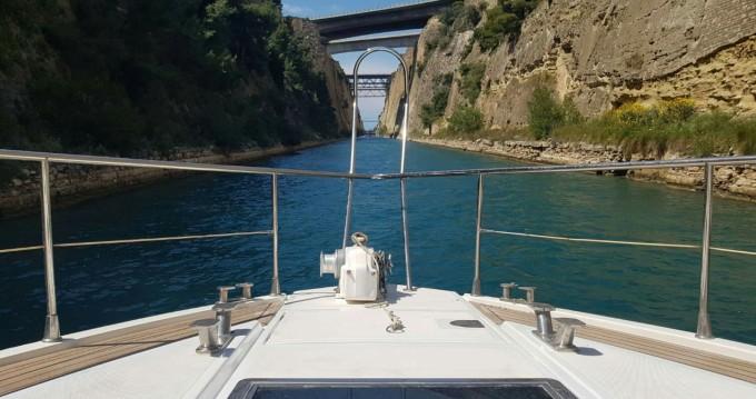 Bootsverleih Posillipo-Rizzardi Posillipo Technema 52 Corfu Samboat