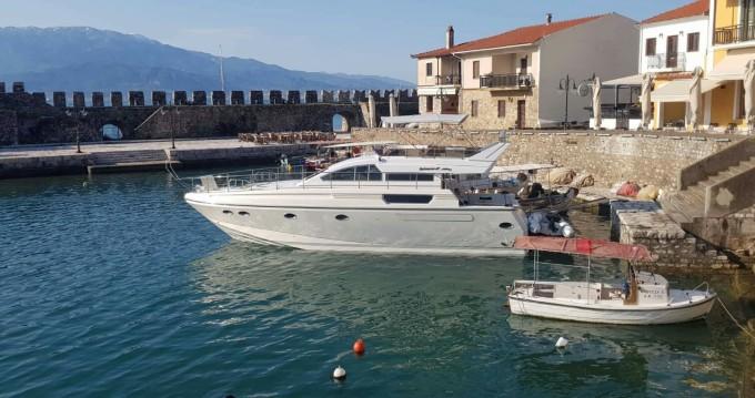 Boat rental Posillipo-Rizzardi Posillipo Technema 52 in Corfu on Samboat