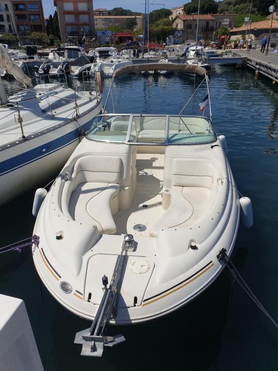 Huur Motorboot met of zonder schipper Sea Ray in Porto-Vecchio