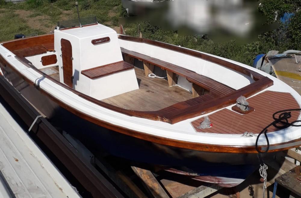 noleggio Barca a motore Napoli - Lambro  30 classe
