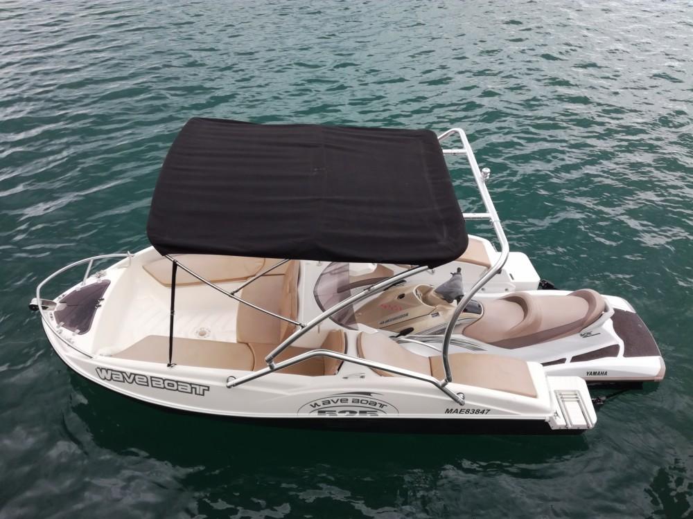 Louez un Sealver Sealver WB 525 à Saint-Quay-Portrieux