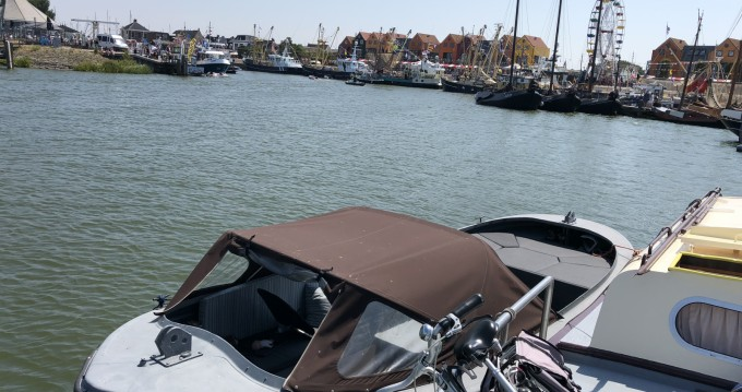 Location Bateau à moteur à Stavoren - Watercraft Reddingsloep 8.0