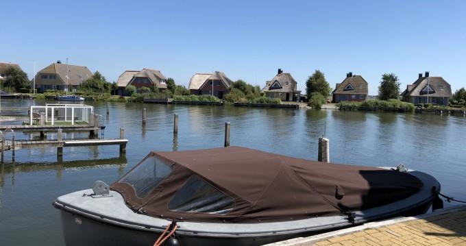 Location Bateau à moteur Watercraft Reddingsloep avec permis