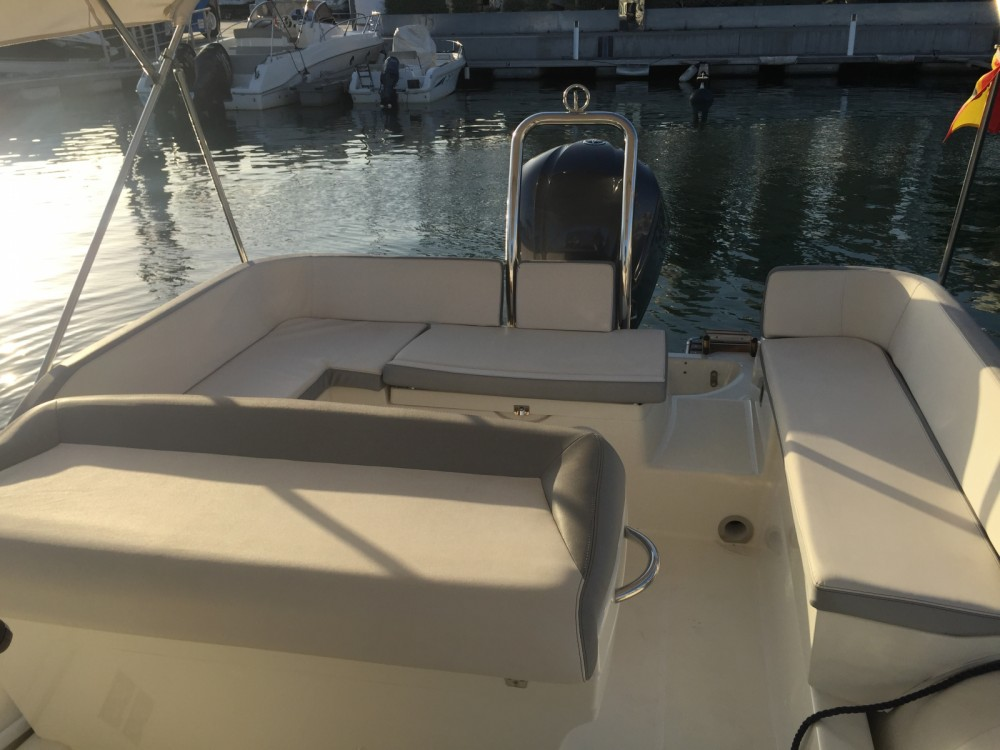 Hire RIB with or without skipper Zodiac Sant Antoni de Portmany