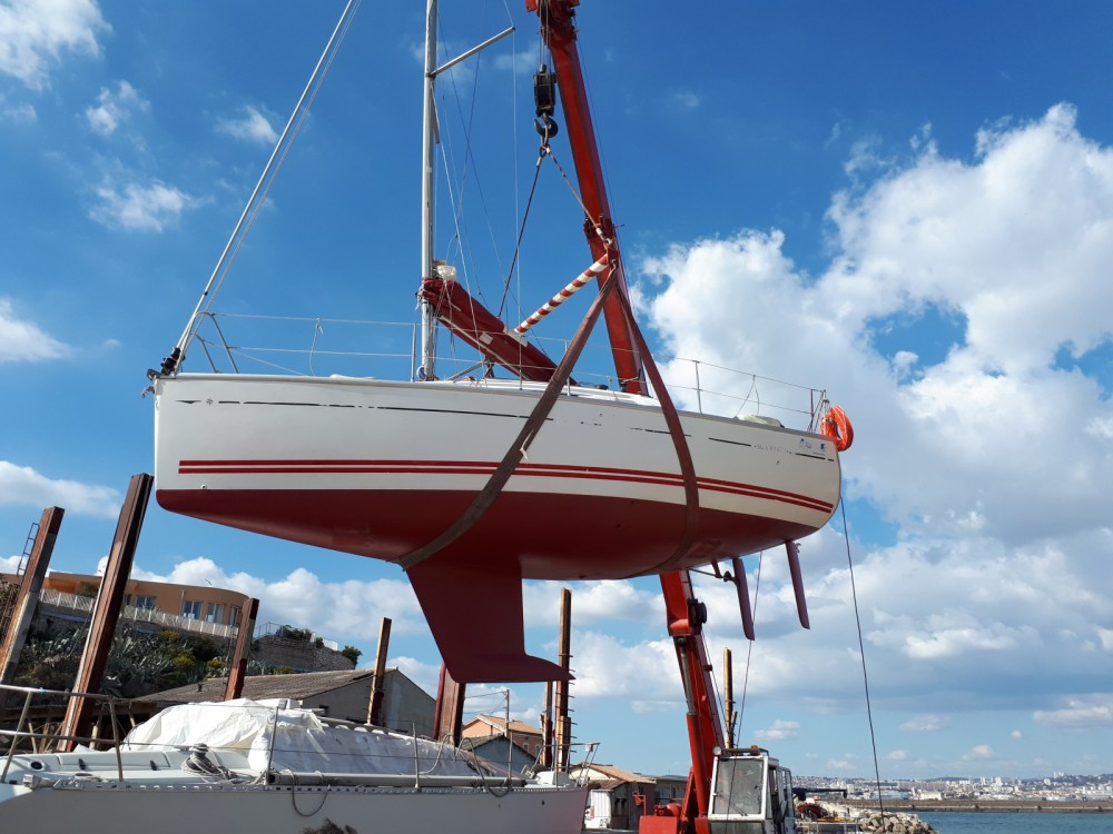 Louez un Jeanneau Sun Fast 26 à Marseille