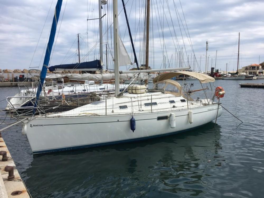 Huur Zeilboot met of zonder schipper Bénéteau in Sainte-Marie-la-Mer