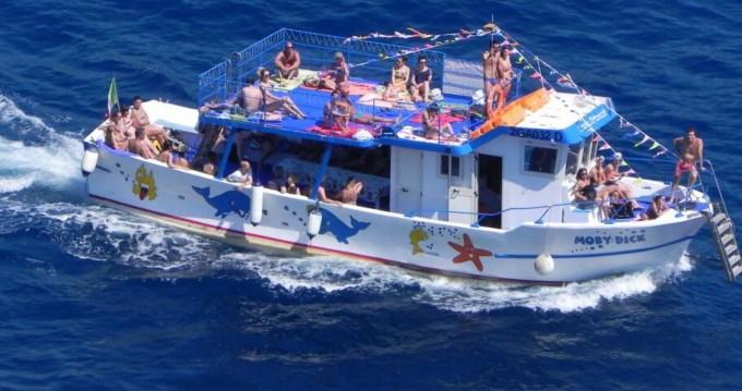Location bateau mariplast mobydick à Ponza sur Samboat