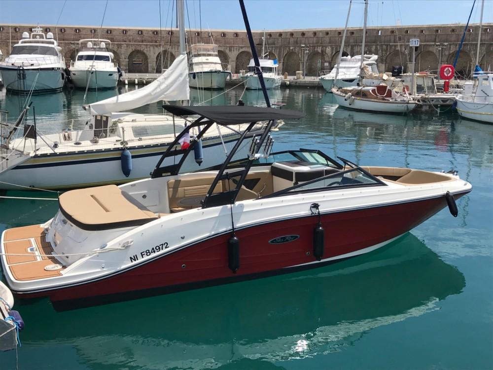 Bootverhuur Sea Ray SPX 230 in Antibes via SamBoat