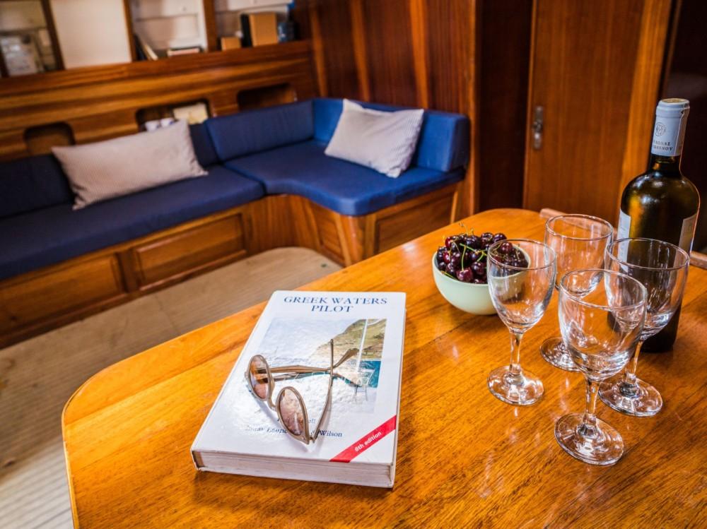 Yacht-Charter in Greece - Galian Beaufort 16 auf SamBoat