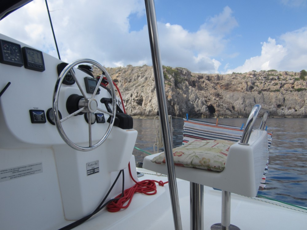 Location Catamaran à Gruissan - Fountaine Pajot Mahe 36