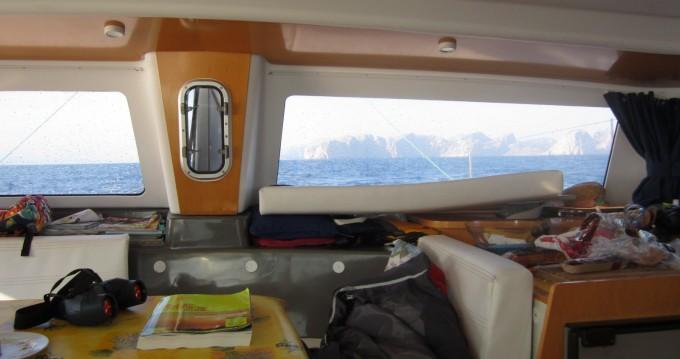 Catamaran à louer à Gruissan au meilleur prix